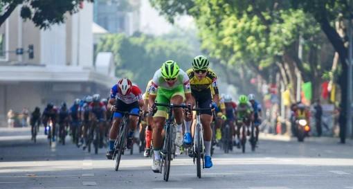 Tranh tài Giải xe đạp VTV Cúp Tôn Hoa Sen 2020