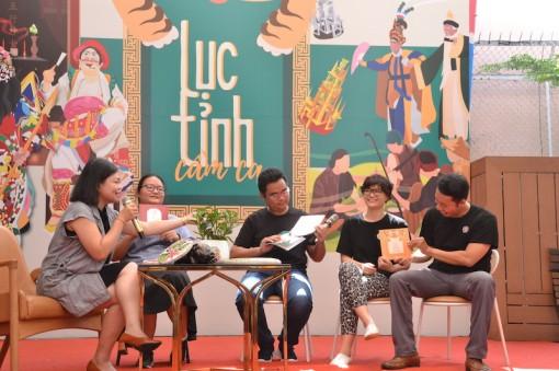 Đường vào nghệ thuật truyền thống của người trẻ