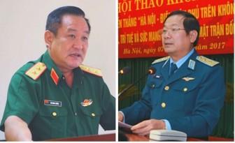 Thủ tướng Chính phủ bổ nhiệm hai thứ trưởng Bộ Quốc phòng