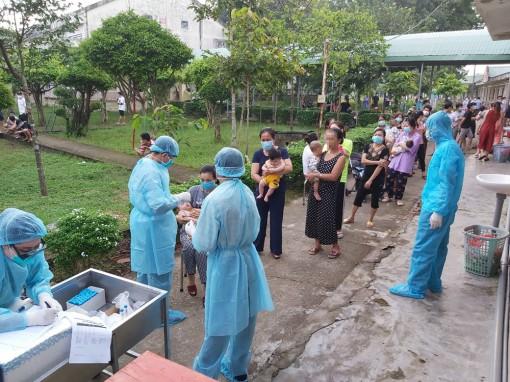 Tất cả công dân từ Hàn Quốc về cách ly tập trung tại An Giang có kết quả xét nghiệm lần 1 âm tính với virus SARS-CoV-2