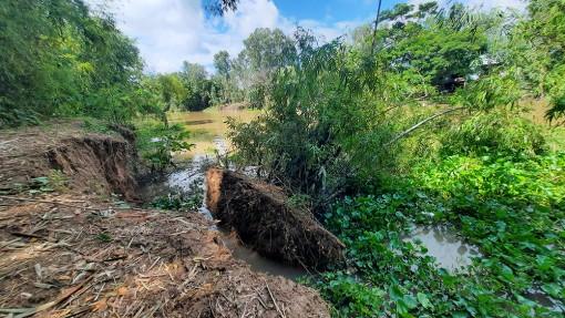 Xã Phú Lộc chủ động phòng, chống thiên tai và tìm kiếm cứu nạn