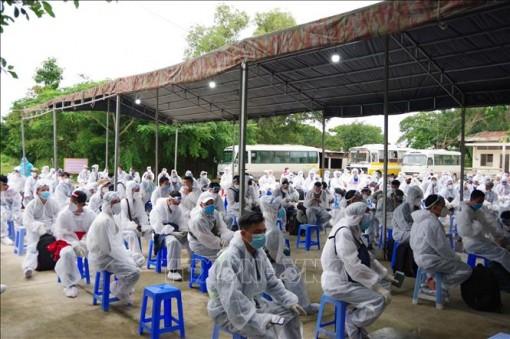 Chiều 25-10, Việt Nam ghi nhận thêm 8 ca mắc mới COVID-19