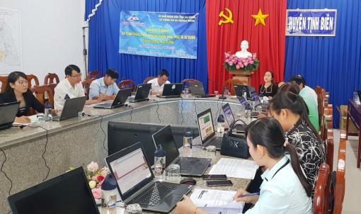 Tập huấn kỹ năng ứng dụng công nghệ thông tin cho cán bộ, công chức, viên chức Tịnh Biên