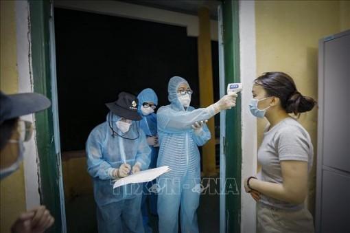 Chiều 26-10, Việt Nam có thêm 1 ca mắc mới COVID-19, được cách ly ngay khi nhập cảnh