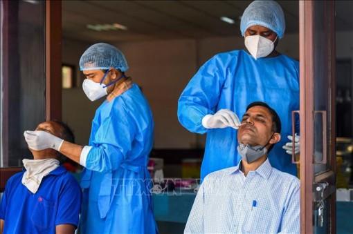 Số ca mắc COVID-19 tại Ấn Độ và Philippines giảm xuống mức thấp nhất