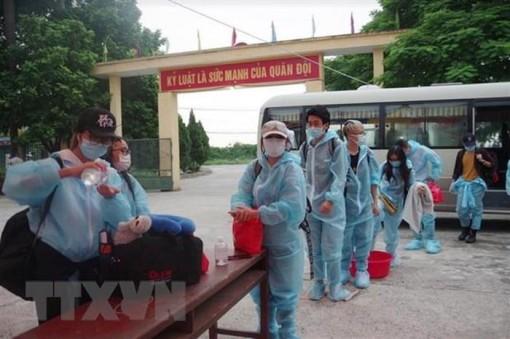 Việt Nam không ghi nhận ca nhiễm COVID-19 mới trong sáng 28-10
