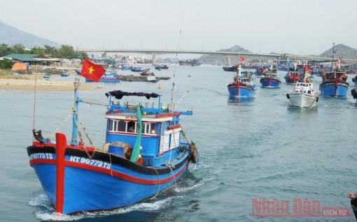 Hai tàu cá bị chìm do bão số 9, 26 ngư dân mất tích