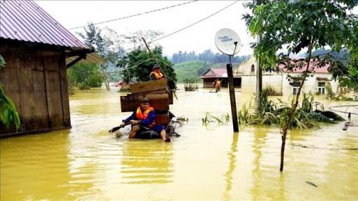 Quảng Bình có công điện khẩn cho học sinh nghỉ học để tránh bão