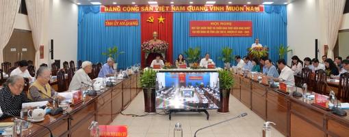 Học tập, quán triệt và triển khai thực hiện Nghị quyết Đại hội Đảng bộ tỉnh An Giang lần thứ XI (nhiệm kỳ 2020-2025)