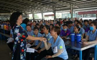 Liên đoàn Lao động tỉnh An Giang lập đường dây nóng tiếp nhận thông tin và tư vấn hỗ trợ cho đoàn viên, người lao động