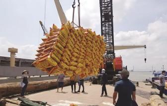 Kim ngạch xuất-nhập khẩu hàng hóa tăng 8,37% so tháng trước