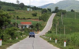 Xây dựng nông thôn mới  ở miền núi Nam Trung Bộ