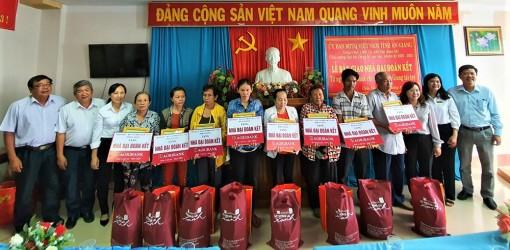 Châu Đốc tăng cường công tác xây dựng Đảng, vận động quần chúng