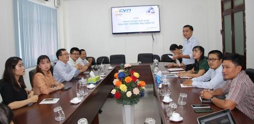 Hoạt động ngành công thương thời COVID-19