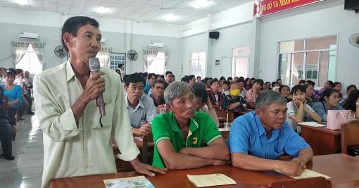 Bảo hiểm Xã hội tỉnh đối thoại, tuyên truyền nông dân tham gia bảo hiểm
