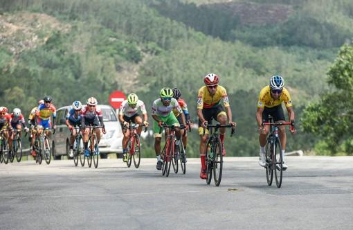 Giải Xe đạp VTV thi đấu chặng 7, từ Quảng Ngãi đến Bình Định