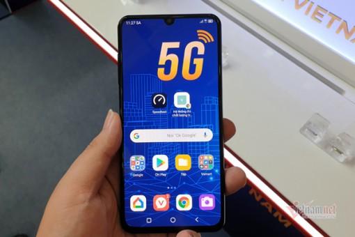 Viettel, MobiFone được phép thử nghiệm thương mại 5G
