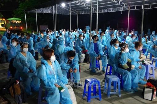 Sáng 31-10, không có thêm ca mắc mới COVID-19, Việt Nam còn 14.713 người cách ly