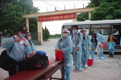 Chiều 31-10, Việt Nam thêm 3 ca mắc mới COVID-19, đều là ca nhập cảnh