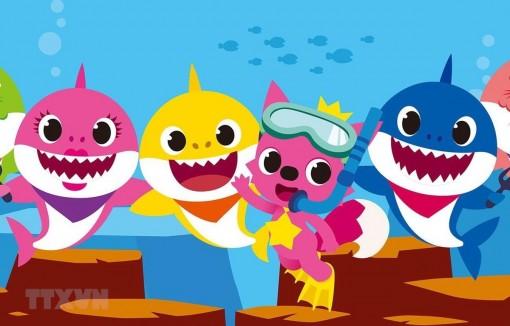 """""""Baby Shark"""" trở thành video có lượt xem cao nhất trên YouTube"""