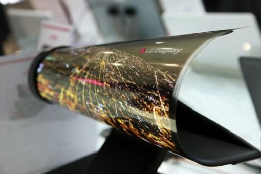 LG sẽ ra mắt điện thoại màn hình cuộn vào tháng 3-2021