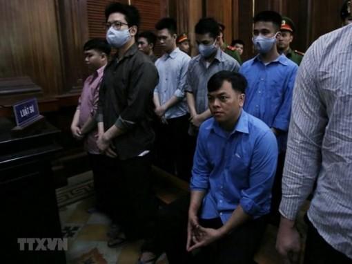'Phúc XO' được giảm án từ 12 năm xuống còn 10 năm tù giam