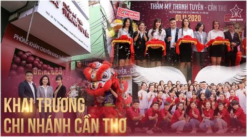 Thẩm mỹ Thanh Tuyền tưng bừng khai trương chi nhánh thứ 5