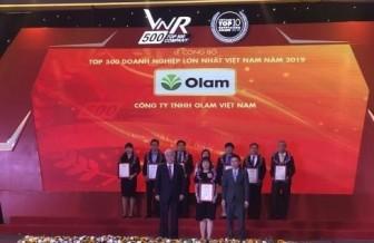 Công bố Bảng xếp hạng VNR500-Top 500 Doanh nghiệp lớn nhất Việt Nam