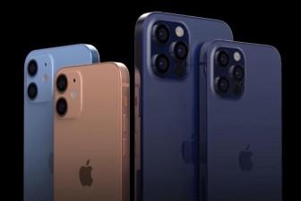 Apple bắt đầu nhận đơn đặt hàng trước mẫu iPhone 12 mini, Pro Max