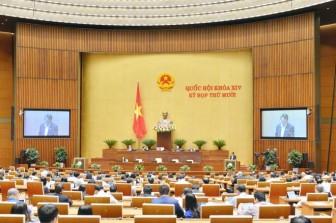 Quốc hội duyệt chi ngân sách Trung ương hơn 1 triệu tỷ đồng năm 2021