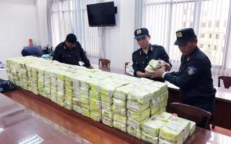 Quyết liệt với tội phạm buôn bán, vận chuyển ma túy