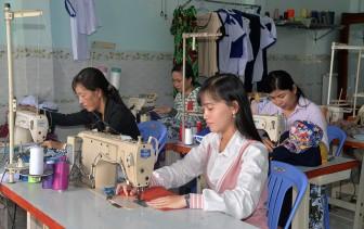 Châu Thành quan tâm công tác đào tạo nghề và giải quyết việc làm