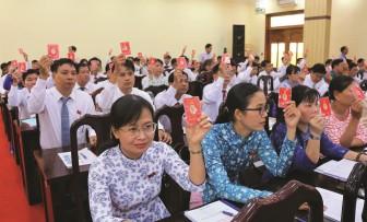 Châu Đốc tập trung triển khai thực hiện Nghị quyết Đại hội Đảng bộ thành phố