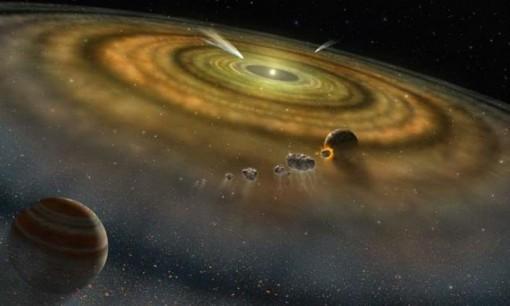 Hệ Mặt trời được hình thành trong bao lâu?
