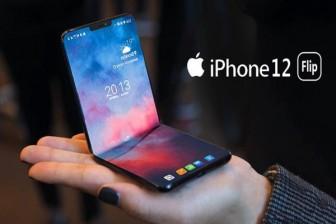 iPhone màn hình gập sẽ thay thế iPad mini?