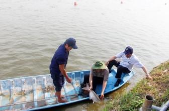 Ứng dụng công nghệ cao vào thủy sản