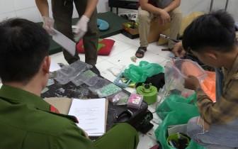 Khởi tố đối tượng tàng trữ trái phép chất ma túy số lượng lớn