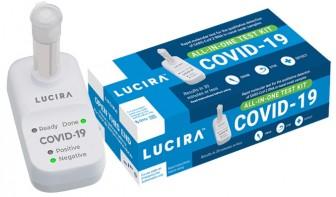 FDA cấp phép xét nghiệm Covid-19 hoàn toàn tại nhà đầu tiên
