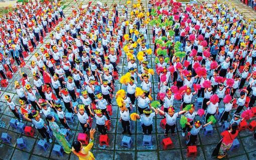 Nhiều hoạt động kỷ niệm Ngày Nhà giáo Việt Nam 20- 11