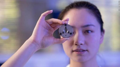 Australia chế tạo kim cương trong vài phút tại phòng thí nghiệm