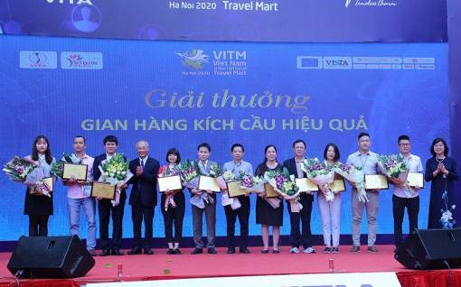 Bế mạc Hội chợ Du lịch quốc tế VITM 2020: Khép lại khó khăn, mở ra thành công mới