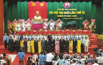 An Giang: Hành động triển khai Nghị quyết Đại hội Đảng bộ tỉnh lần thứ XI
