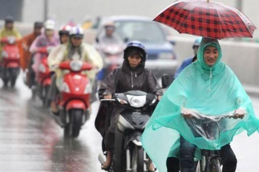 Dự báo không khí lạnh kèm mưa sẽ kéo dài tới đầu tháng 12