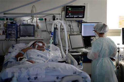 Châu Âu có thể sẽ vượt châu Á về số ca nhiễm COVID-19