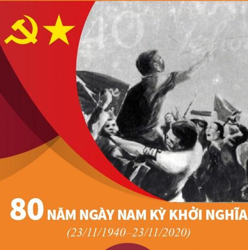 80 năm Ngày Nam Kỳ khởi nghĩa: Ý nghĩa lịch sử và bài học kinh nghiệm