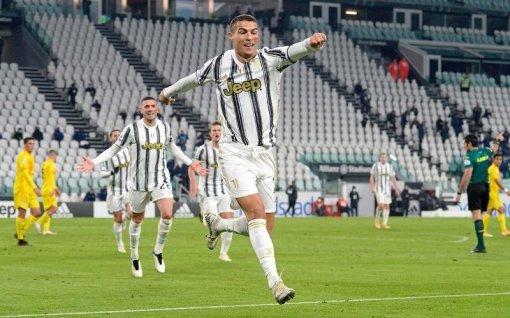 Ronaldo – gừng càng già càng cay