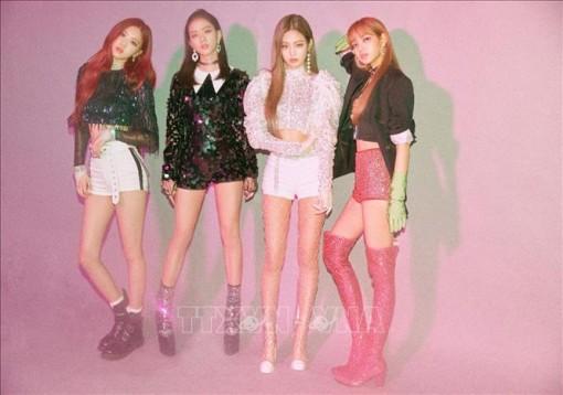 'Ddu-du Ddu-du' của nhóm nhạc K-pop BLACKPINK thu hút số lượt xem kỷ lục trên YouTube