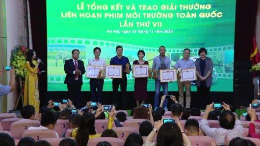An Giang có 1 tác phẩm đạt giải B Liên hoan phim môi trường toàn quốc lần thứ 7-2020