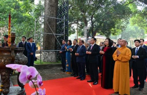 Kỷ niệm 10 năm Hoàng thành Thăng Long được công nhận là Di sản văn hóa thế giới
