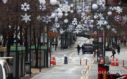Hàn Quốc nâng mức giãn cách xã hội tại vùng thủ đô Seoul